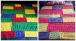 You are my Sunshine Crochet Blanket Pattern F 150x81 - Crochet Watermelon Blanket - Free Pattern