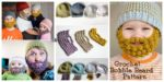 diy4ever-Crochet-Bobble-Beard-Beanie-Free-Pattern