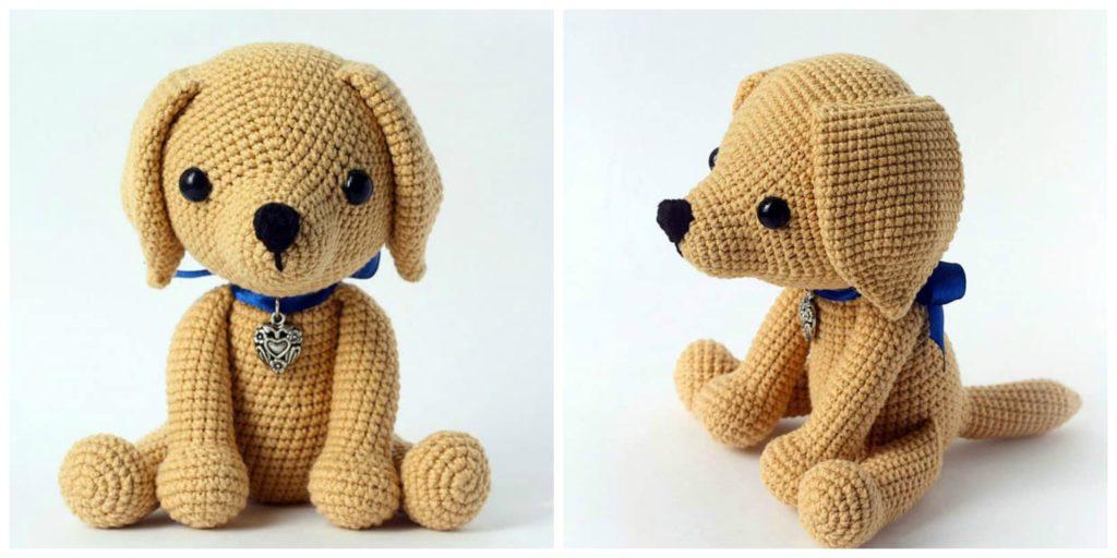Crochet Lucky Puppy Free Pattern Diy 4 Ever