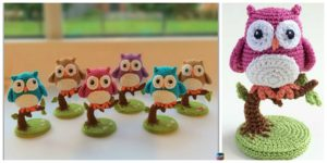 diy4ever- Easiest Crochet Owl for Beginners - Free Pattern