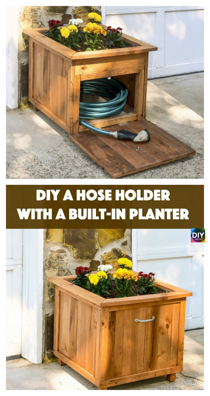 10 Best DIY Pallet Planter Ideas & Tutorials10