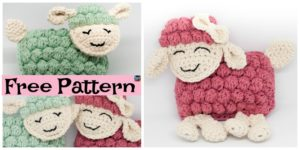diy4ever-Cute Crocheted Ragdoll - Free Pattern