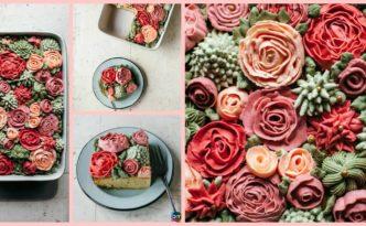 diy4ever Amazing DIY Rose Cake Tutorial F 332x205 - Amazing DIY Rose Cake - Step by Step Tutorial