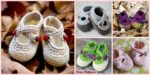 diy4ever Knitted Adorable Baby Booties Free Pattern F1 150x75 - knit Adorable Baby Booties - Free Pattern