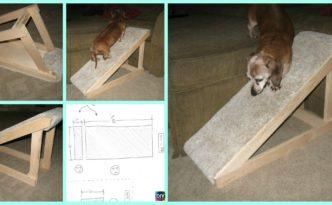 diy4ever- Quick DIY Pet Ramp Tutorial