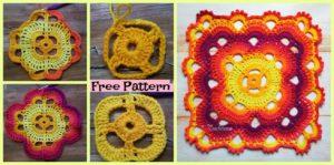 diy4ever Wonderful Crochet Virus Blanket Free Pattern F 300x149 - Unique Crochet Mabel Blanket - Free Pattern