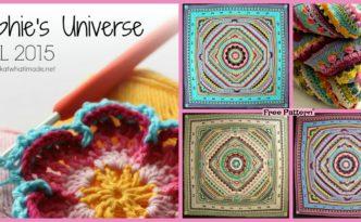 diy4ever Crochet Universe Blanket Free Pattern F 332x205 - Amazing Crochet Universe Blanket  - Free Pattern