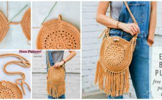 diy4ever Street Fair Crochet Boho Purse – Free Pattern F 332x205 - Street Fair Crochet Boho Purse – Free Pattern
