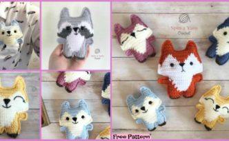 diy4ever Cute Crochet Pocket Fox Free Pattern F 332x205 - Cute Crochet Pocket Fox - Free Pattern