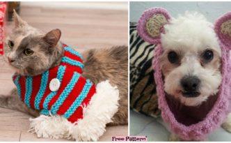 diy4ever Crochet Dog Neck Warmer Free Pattern F 332x205 - Crochet Dog Neck Warmer - Free Patterns
