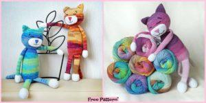 diy4ever Crochet Large Ami Cat Free Pattern F 300x150 - 6 Crochet Apple Amigurumi Free Patterns