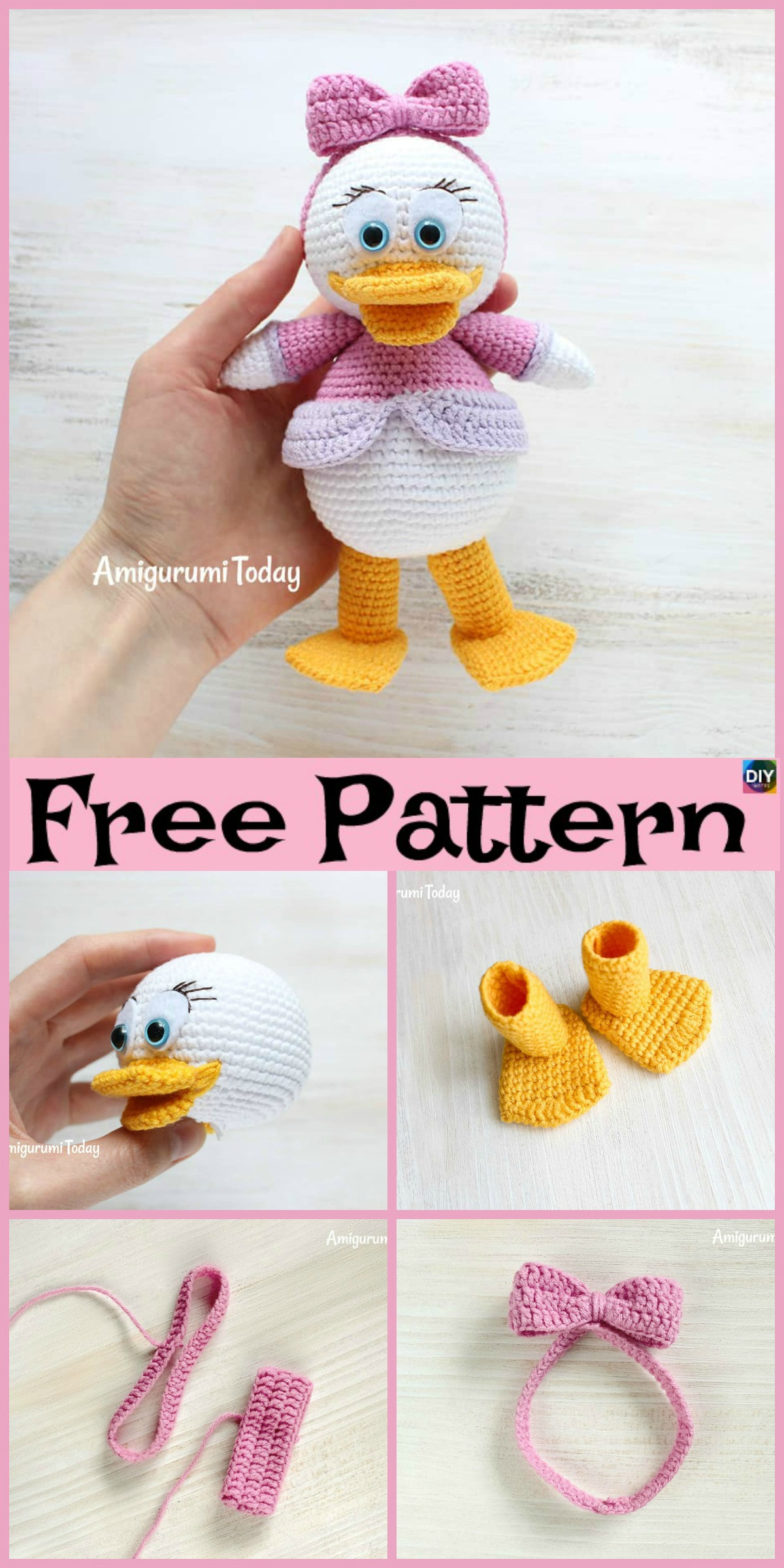 Amigurumi Today - Page 2 of 11 - Free amigurumi patterns and ... | 2400x1200