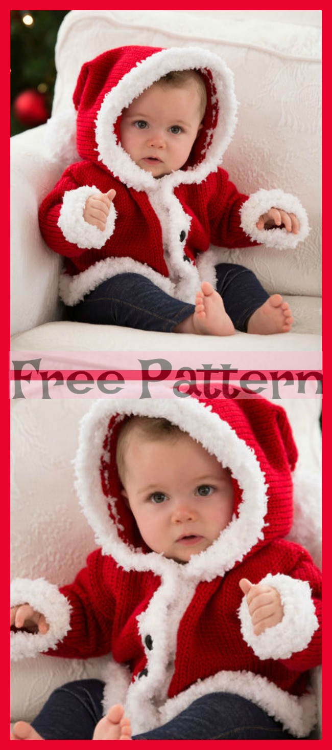 Knit Santa Baby Gifts - Free Patterns