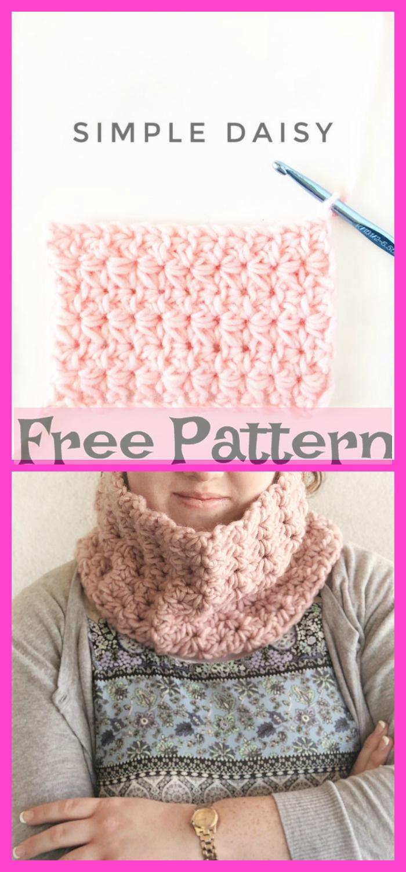 diy4ever-10 Crochet Basic Stitches - Free Patterns